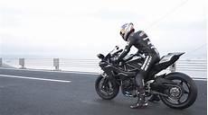 400 Km H Weltrekord Mit Der Kawasaki H2r
