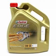 castrol edge titanium fst 5w 30 ll