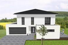 ᐅ Moderne Stadtvilla Mit Integrierter Garage Www Jk