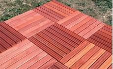 dalle bois terrasse pas cher terrasse