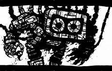 Gambar Animasi Keren Hd Hitam Putih Bergerak 3d