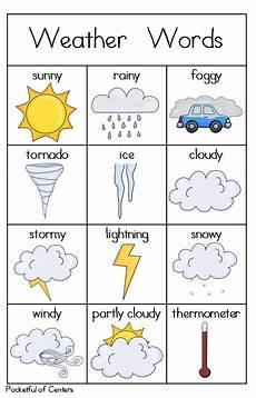 weather worksheets for preschool 14468 weather writing center weather words teaching weather preschool weather