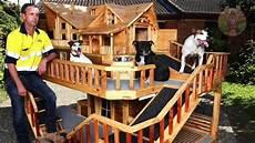 pour maison 7 maisons de luxe pour chiens lama fach 233 720p 30fps h264