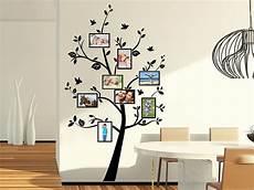 Wandtattoo Baum Fotorahmen Fotobaum Wandtattoos De