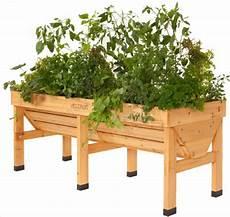 Dema Vegtrug Holz Balkon Hochbeet 180 Cm Hochbeet