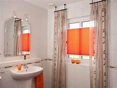 Fenster Im Duschbereich - klemmfix plissee f 252 r einfache montage ohne bohren
