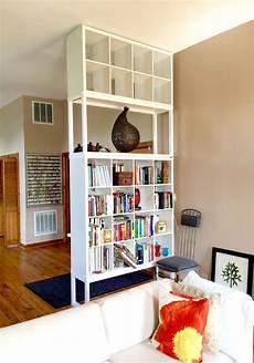 librerie scaffali ikea come trasformare lo scaffale ikea kallax in una parete
