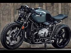 Bmw R Ninet Cafe Racer By K Speed Nakedbikesworld