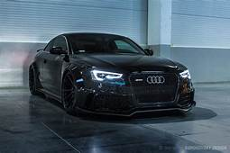 Audi A5 S5 RS5 8T B8 SR66 Wide Body Kit