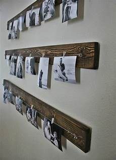 Wanddeko Selbst Gemacht - fotowand selber machen diy ideen fotowand haus deko