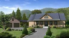 craftsman house plans with detached garage plan 29813rl craftsman house plan with dramatic vaulted