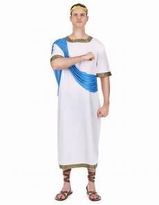 Costume Dieu Grec D 233 Guisement Dieu Grec Bleu Homme Deguise Toi Achat De