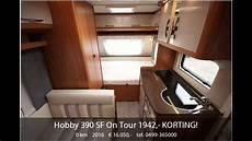 Hobby 390 Sf On Tour 1942 Korting