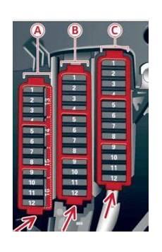 98 a4 fuse diagram audi a4 2014 2016 fuse box diagram auto genius
