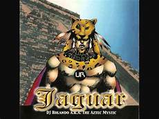 Dj Rolando Jaguar Spiritual Transformation