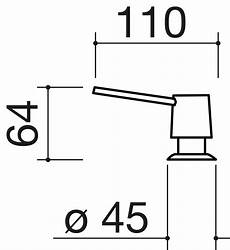 disegno tecnico dispense dispenser compact barazza srl