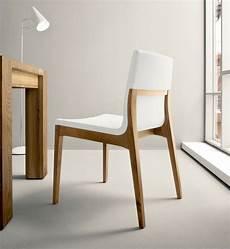 sedie moderne per soggiorno 4 sedie soggiorno cucina sd lula legno ecopelle pvc design