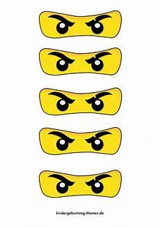 Ninjago Malvorlagen Augen Ninjago Augen Zum Ausdrucken Kostenlos