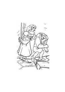Quasimodo Malvorlagen Ausmalbilder Der Gl 246 Ckner Notre Dame Malvorlagen
