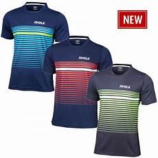 joola stripes table tennis t shirt