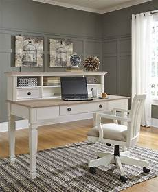 ashley home office furniture ashley furniture sarvanny office furniture set with hutch