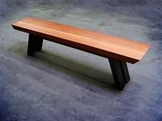 banc bois massif banc 201 l 233 mentaire bois massif design 233 pur 233
