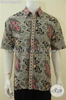 produk baju batik lelaki muda dan desain terkini yang fashionable hem batik istimewa