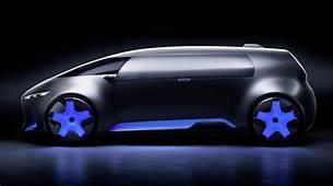 Mercedes Benz Vision Tokyo Revealed 'Urban Transformer