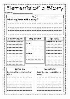 story elements graphic organizer by caitlin h teachers pay teachers