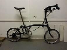 e bike frisieren fudges brompton black custom tt 11 speed alfine folding
