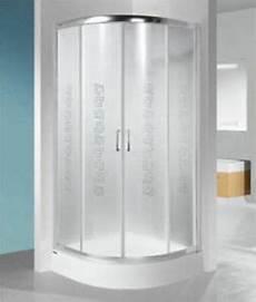 duschkabine dusche viertelkreis milchglas 80 x 80 x 190 cm