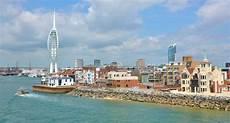 Marre Londres Partez Ailleurs Portsmouth Morning