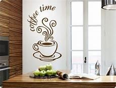 wandtattoo coffee time lustige kaffee spr 252 che und motive