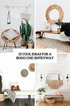 Boho Chic Entryway 25 cool ideas for a boho chic entryway digsdigs