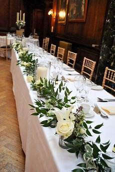 Decorations Table Top by Top Table Flowers Headtable Decor Wedding Table