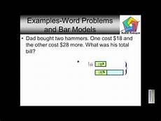 bar model word problems worksheets 4th grade 11460 4th grade word problems and bar models