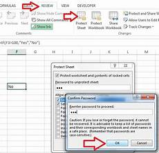 hide formulas in excel and protect worksheet from update