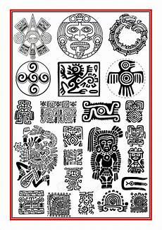 95 Best Symbols Images On Ideas Aztec