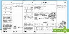 winter cloze activities worksheets 19955 ks1 winter cloze procedure differentiated worksheet worksheets