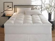 best mattress topper reviews updated list