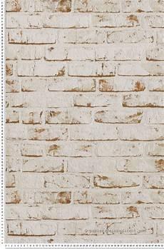 papier peint briques blanches et brique papier peint