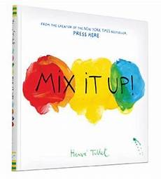reading comprehension worksheets 19298 mix it up by herve tullet follow the artist s simple and suddenly colors appear