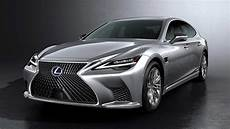 2021 lexus ls lands in japan portends u s market changes