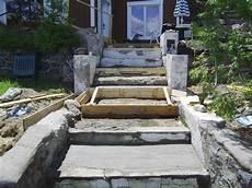 Reconstruction D Un Escalier En Ciment Ciment Turgeon