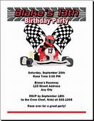 47 Best Go Kart Birthday Party Themes Images