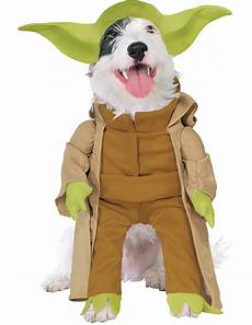 déguisement maitre yoda d 233 guisement ma 238 tre yoda chien d 233 coration anniversaire et f 234 tes 224 th 232 me sur vegaoo