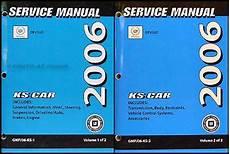service and repair manuals 2006 cadillac dts free book repair manuals 2006 cadillac deville and dts repair shop manual original 2 volume set