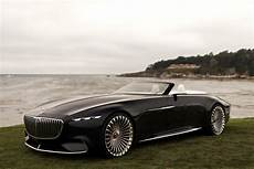 Behold The Jaw Dropping Mercedes Maybach 6 Cabriolet An