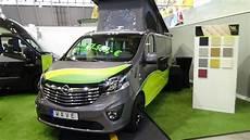 2018 Womondo Wave Opel Exterior And Interior Caravan