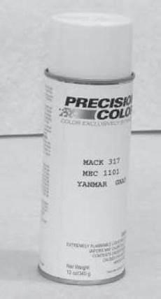 yanmar charcoal grey paint